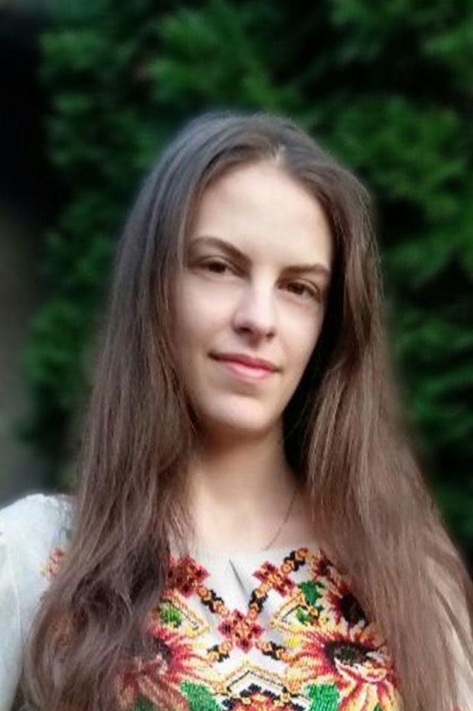 Nadiia Kastrovska, Ukraine